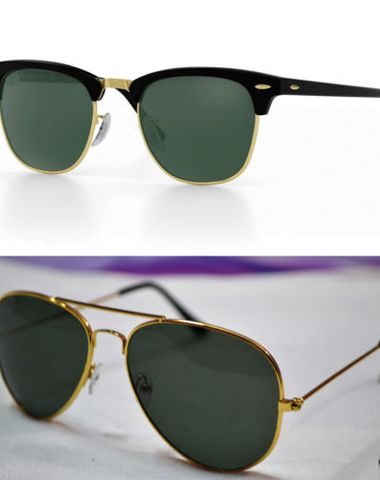 e6670275c2 Jk172 New Look Sunglasses Aviator Goggles Combo Pack Of 2