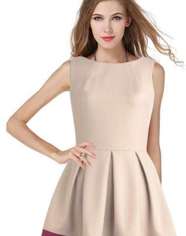 955888f4d3 Wigglee Newdesigner Champege Pink Western Dress