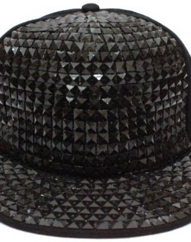 4aaa48dd678 Alamos Fashionable Black NY Hip Hop Hat Cap