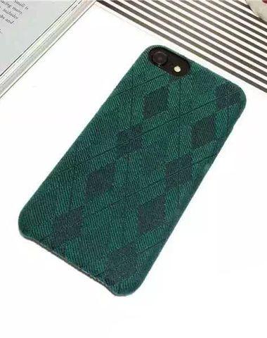 6cd34733dea JMM Grey Patterned Fabric Soft Designer Cover for iPhone 6 J-IP6-F ...