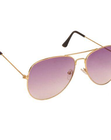 47b47487baf Arzonai Purple Aviator Sunglasses ( MA-008-S26 )