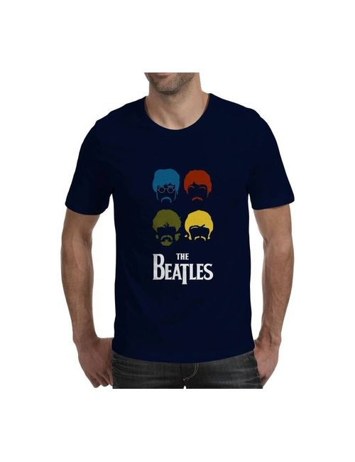 The Beatles Classic Rock Band T Shirt