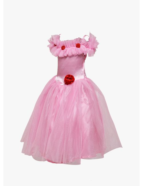 0629c94673b6 Samsara Couture Baby Girl s Party Wear Cindrella Gown Dress (HA229 1 ...