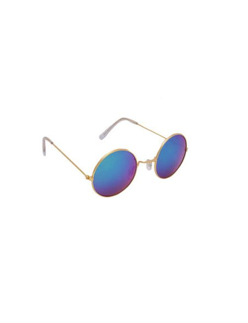 109da06d0b NEW Floyd Yellow Men Round Eyeglasses