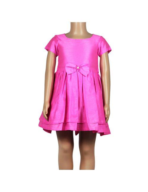 9eb57d35a93d Olele Girls Dress Pink Pearl