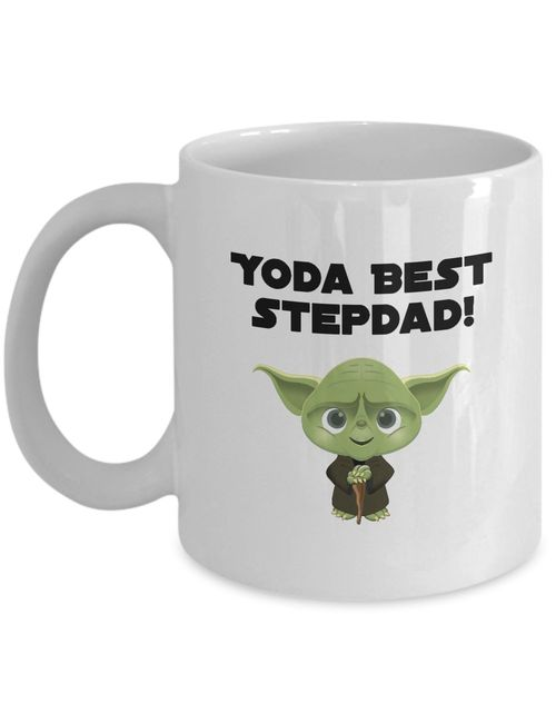 Yoda Best Stepdad