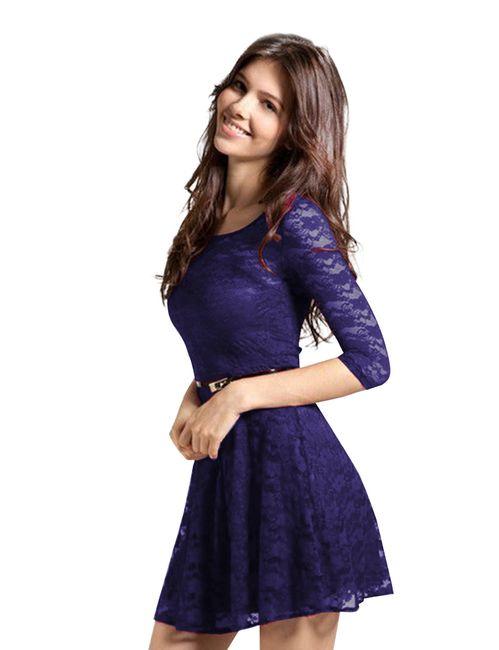 9384867ae4 Magnus New Designer Blue Western Dress_118
