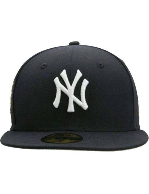 334627ee016 Alamos Fashionable Black NY Hip Hop Hat Cap