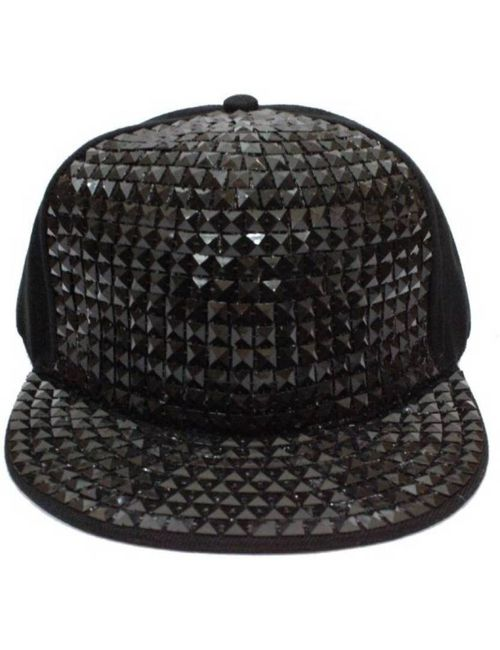 89acc59d6ac Alamos Black Snapback Hiphop Cap