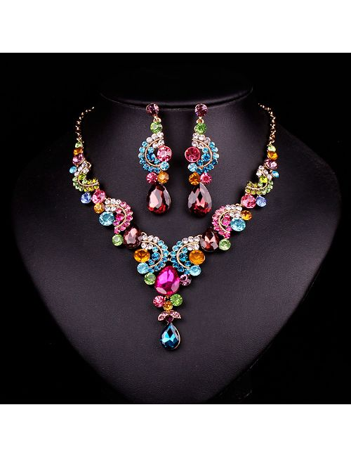 usa indian jewellery set necklace uk