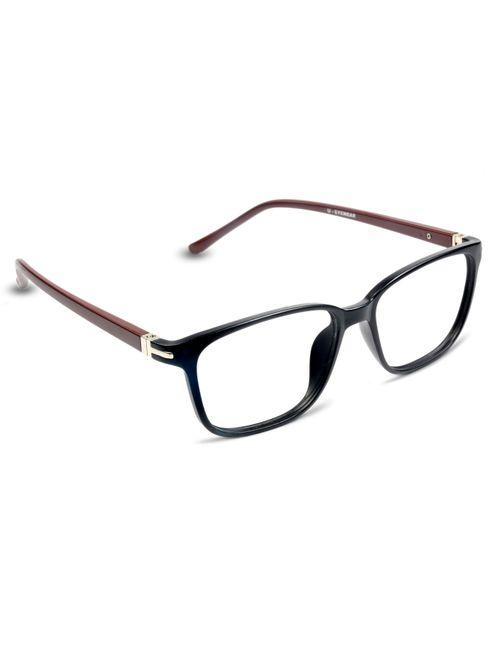 717c8bef5e REACTR- Square Glasses Premium Specs Full Frame Eyeglasses For ...