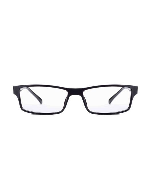 cde7630b3fe U-Eyewear Rectangular Eyeglasses Premium Specs Full Frame ...