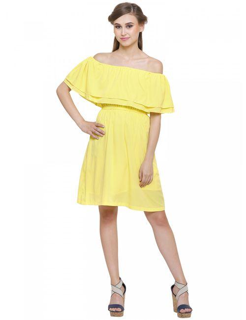 6d9c37e4c315 AwwFashion Off-shoulder Women s Dress