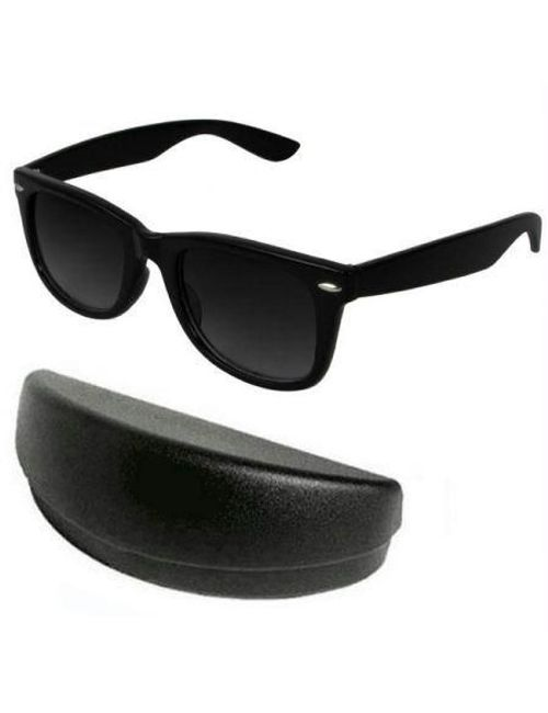 dc69dfae7d Wayfarer Black Sunglasses for Unisex