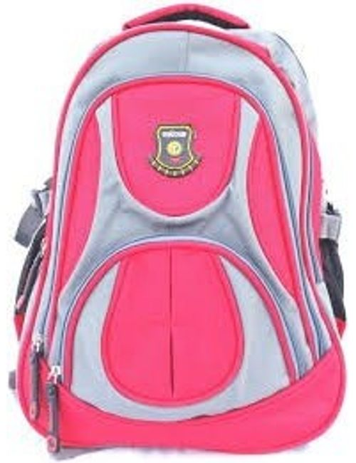 eae232100c Tycoon Unisex Pink   Grey Backpack (2018)