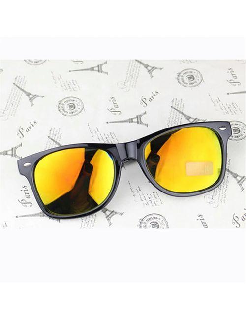 5a2c30243e4 Fancy Yellow Sports Frames Goggles By Apnisha