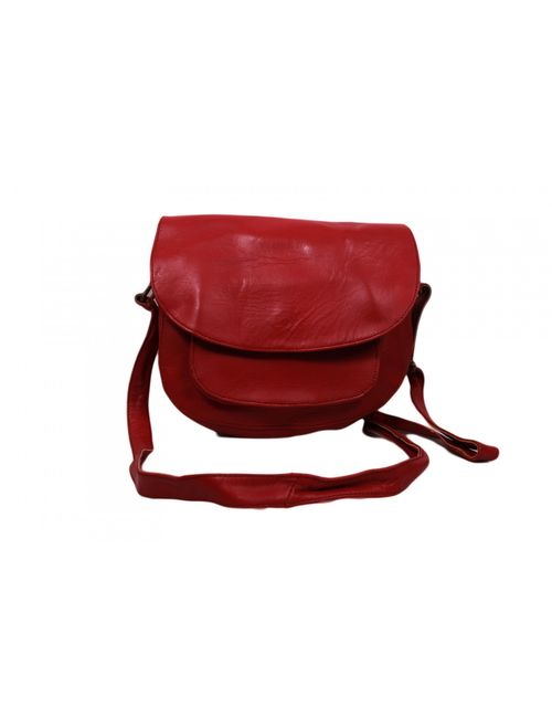 1262ae1580 SS-Leathers Women s Stylish Maroon Sling Bag