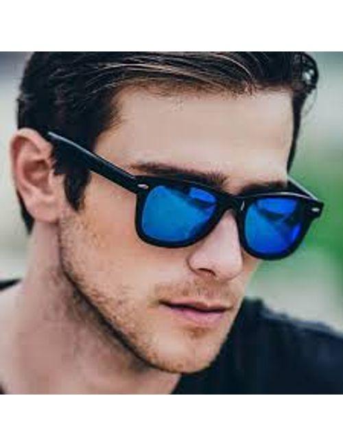 f87efe29cf Sunglasses Blue Mercury Wayfarer Goggles