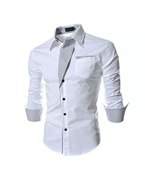 f99a4efa3af 52 Specswears Fashion New Fancy Blue Cotton Men s Formal Shirt Source · New  Fancy White Pure Cotton Men Formal Shirt