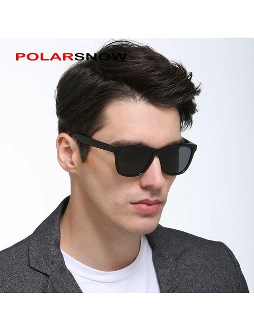 d0de587351ade Wayfarer Black Stylish sunglass for men and women