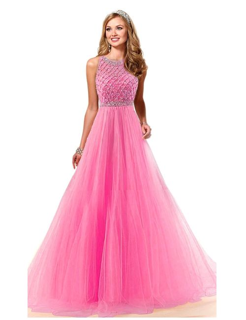 4fa64d045fc Gown for Women Soft Net Pink Free Size ( Upto XXL ) Gown (GOWN00212)