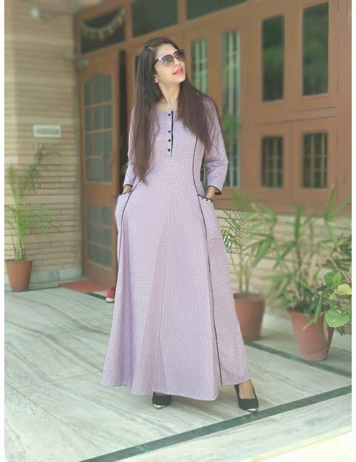 Stylish long gown 9302cd97d