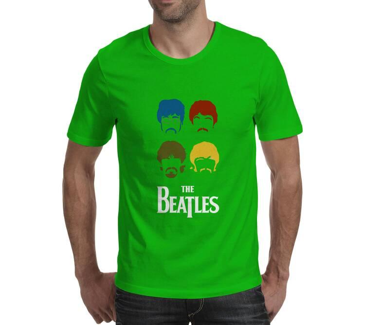 The Beatles Classic Rock Band T Shirt
