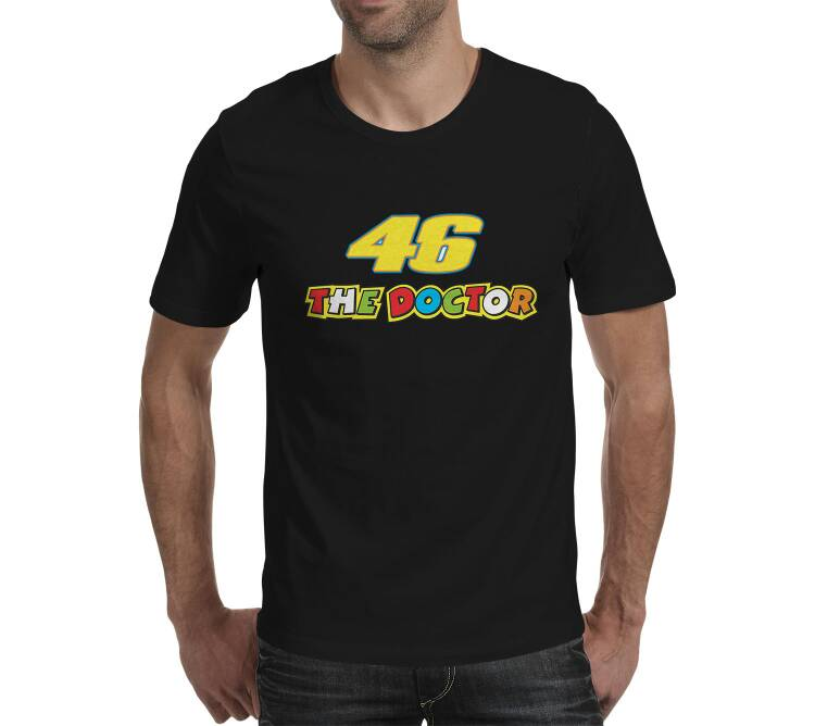 46 The Doctor Valentino Rossi T Shirt