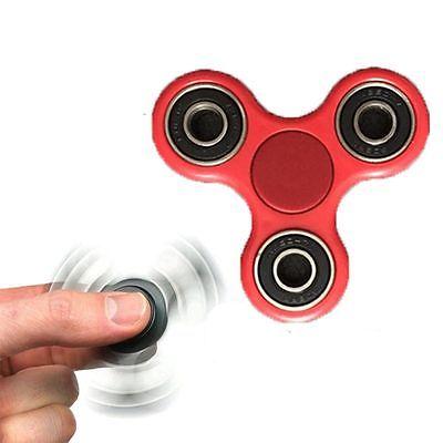 Fidget Spinner Toy Hand Spinner Tri Spinner Finger Spinner ( random Color) -1 PCS