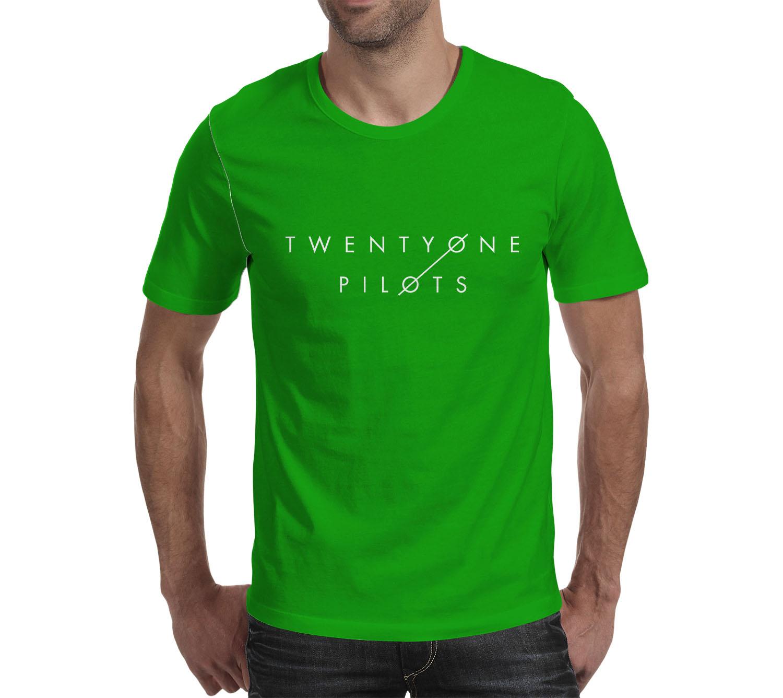 21 Pilots Custom T Shirt