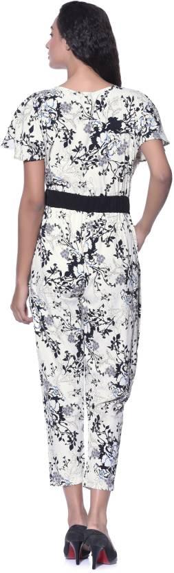 b041943c475c Floral Print Women s Jumpsuit