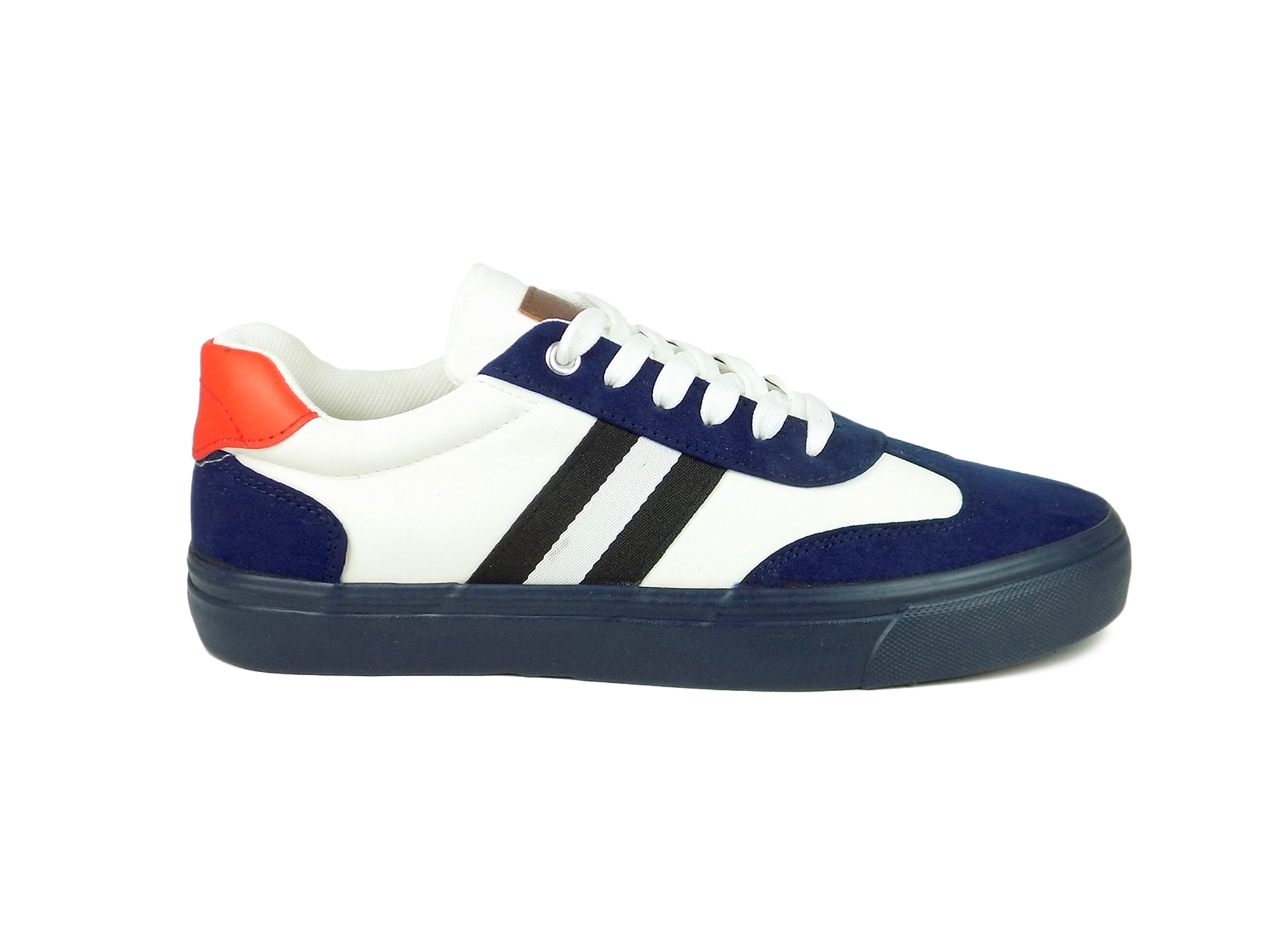 36ae93851f8 Ripley Super Sneaker Series Blue Leatherette Casual Shoes