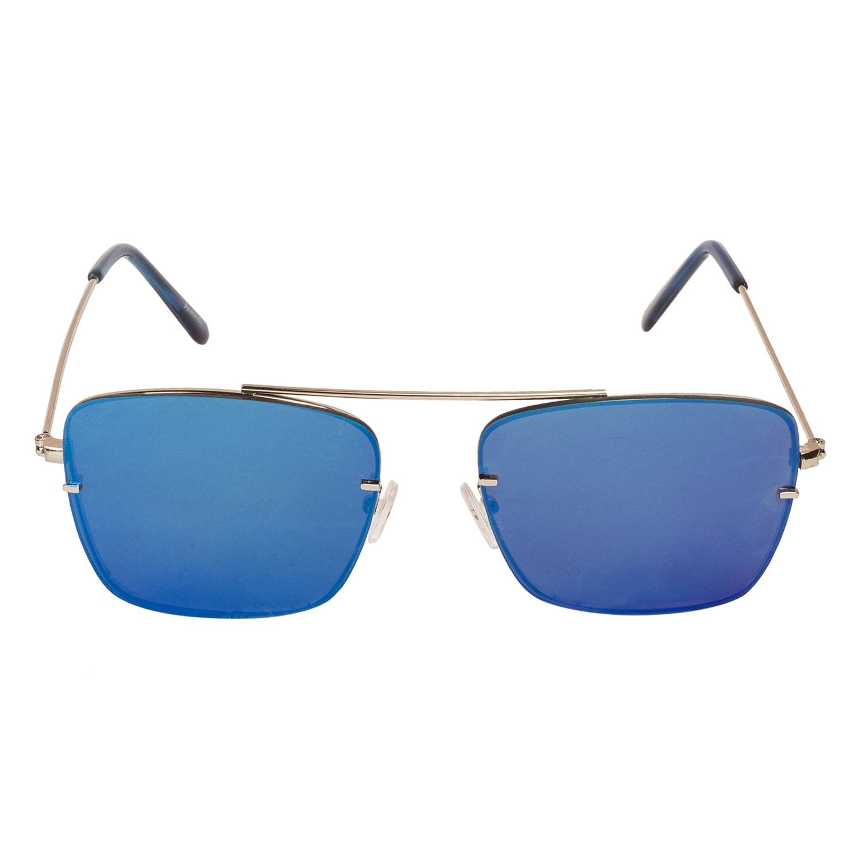 ccb4fa9bd0d Arzonai Blue Square Sunglasses ( MA-2222-S8 )