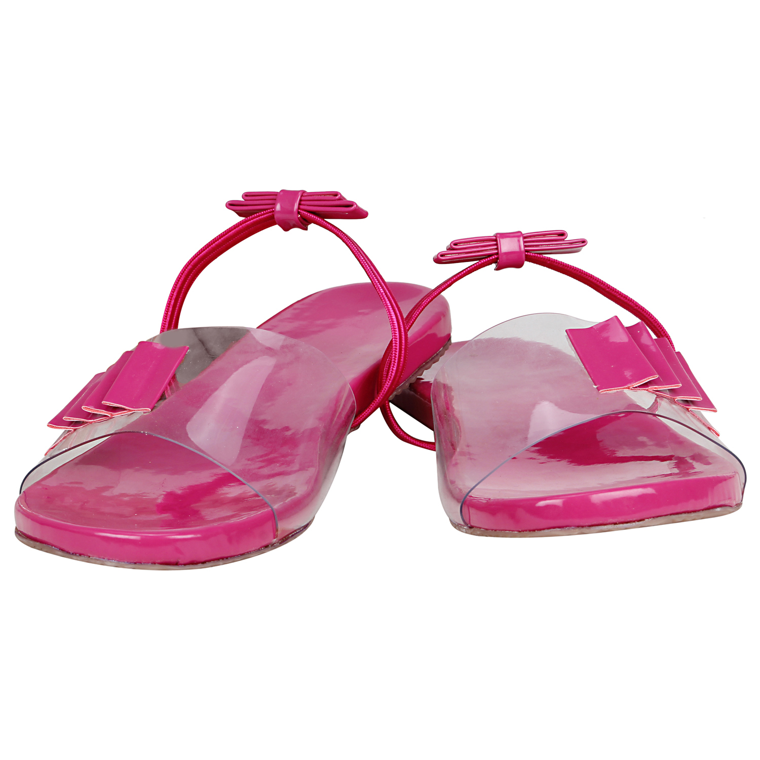 ace931022 Misto vagon women and girls casual flat sandals vj1168-pink