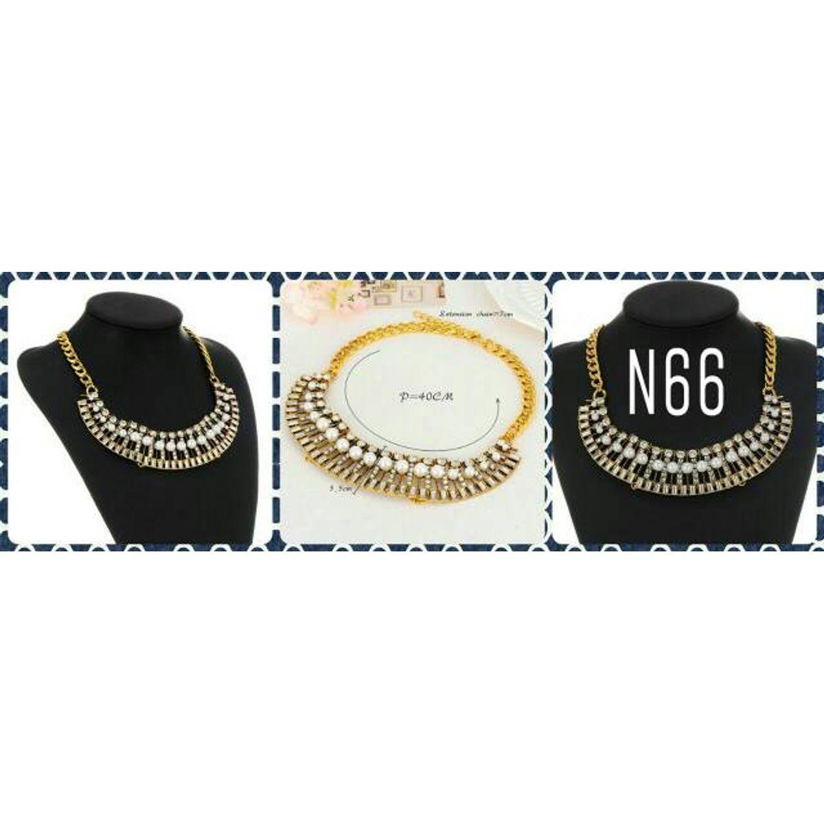 Pearl Designer Neckpiece