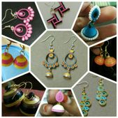 Amulyas Quilling accessories