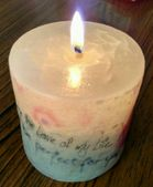 CLARA Candles by Mohan