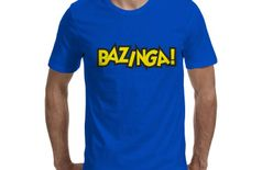Bazinga T-shirt Latest Collection