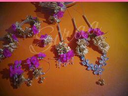 flower-wedding-set