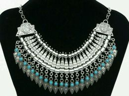 Bohemian Gypsy Statement Necklace