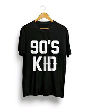 90s born Kids T-shirt