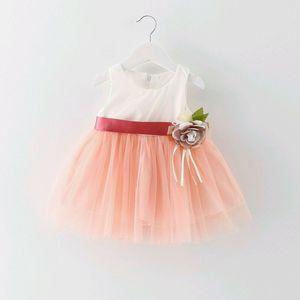 Cute Designer Two Tone Dress