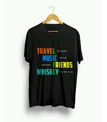 Traveller Diaries T-shirt