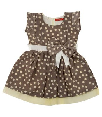 NAICHI CREPE MATERIAL A LINE BABY GIRL DRESS