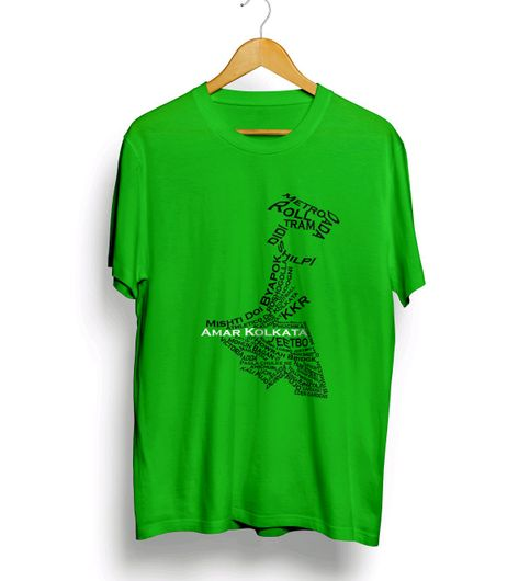 Amar Kolkata T-shirt