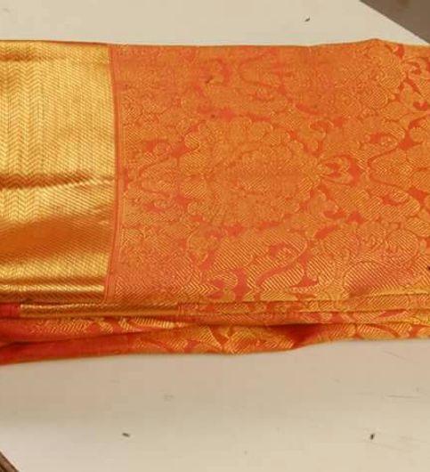Thamanna Pure Silk Designer Kanjeevaram