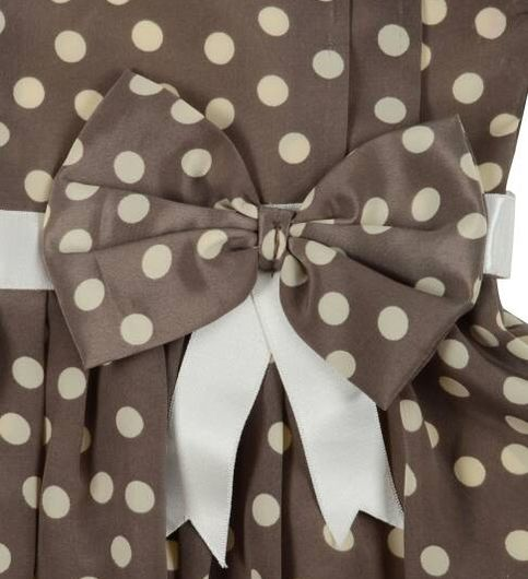 NAICHI CREPE MATERIAL A LINE BABY GIRL DRESS