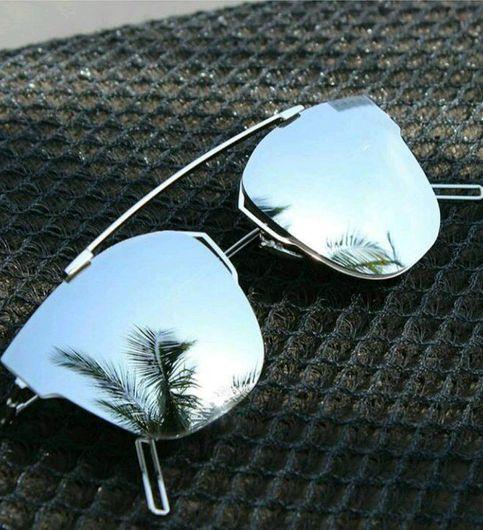 Latest Style Aviators - Silver