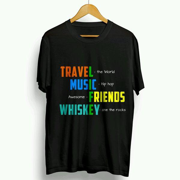 Traveller Diaries T-shirt