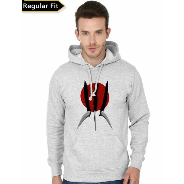 Wolverine Claws Hooded Sweatshirt